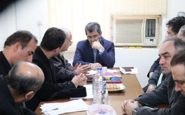 بازدید معاون وزیر کشور از پروژه جاده ای ملاسرا - شفت - زنجان